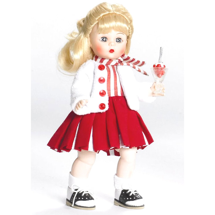 Кукла «Вишневое мороженое»