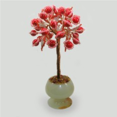Дерево из коралла Большое счастье