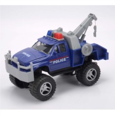 Машинка New Bright&Soma Полицейский эвакуатор