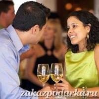 Подарочный сертификат Романтическое свидание в ресторане