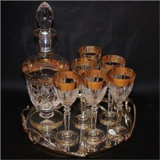 Подарочный набор для водки Царь Соломон