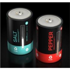 Батарейки-солонки Salt&Power Shakers