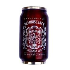 Вакуумная кружка Reminiscence Garnet 350 мл