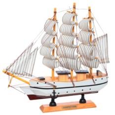 Корабль Confection (цвет — белый)