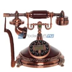 Кнопочный ретро-телефон Ханна