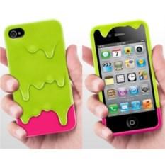 Чехол для iPhone 4/4s Талое мороженое
