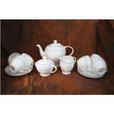 Чайный сервиз Кларисса  на 6 персон