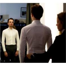 Cертификат на индивидуальный пошив рубашки