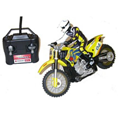 РУ-мотоцикл Suzuki