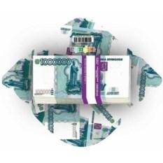 Конверт для денег 1 миллион рублей