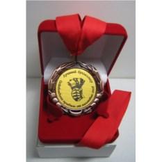 Медаль Лучший бухгалтер