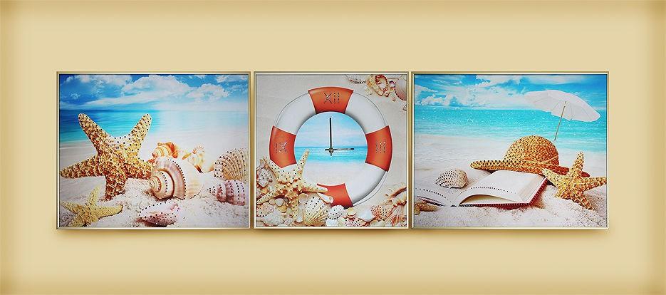 Картина с кристаллами Swarovski  Время отдыхать