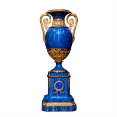 Интерьерная декоративная ваза Овоид II