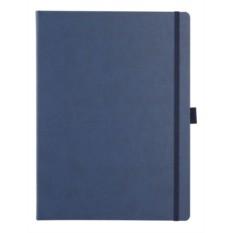Синяя записная книжка Freenote Big в линейку