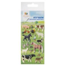 Наклейки для гаджета Домашние животные (Липляндия)