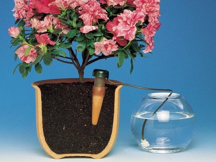 2 капельницы Блюмат XL  для  полива комнатныx растений