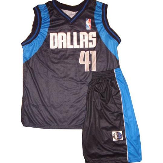 Баскетбольная форма Dallas Mavericks