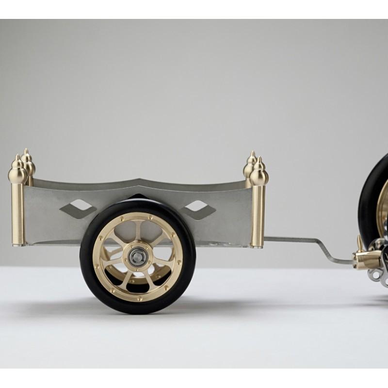Тележка для стирлинг автомобиля