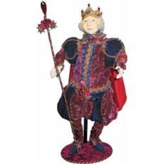 Новогоднее украшение Принц
