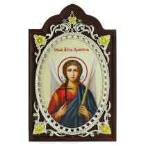Икона с образом Ангела Хранителя