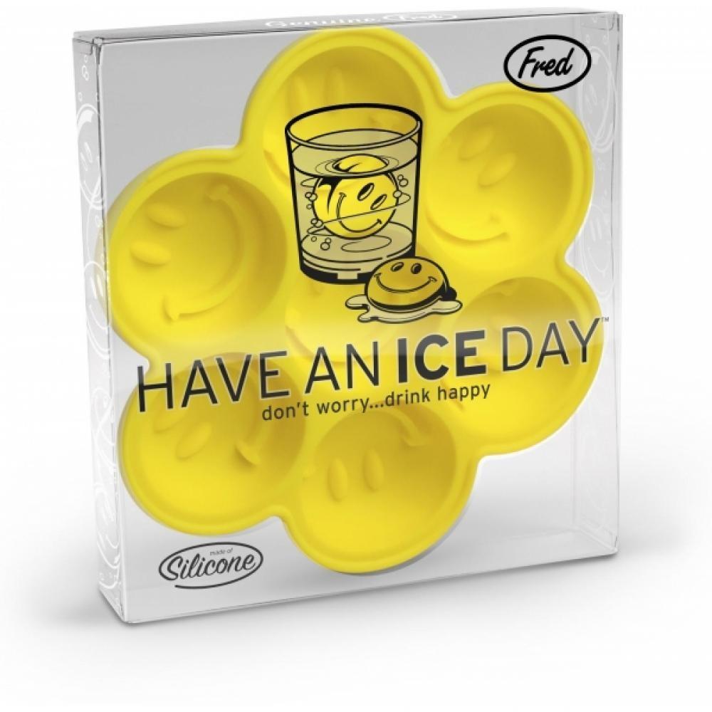 Форма для льда Смайлик Have An Ice Day