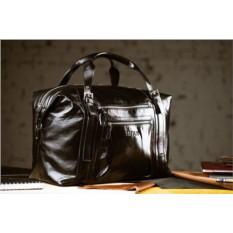 Дорожная черная сумка Brialdi Oregon