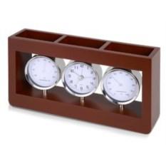 Погодная станция «Трилогия»: часы, термометр, гигрометр