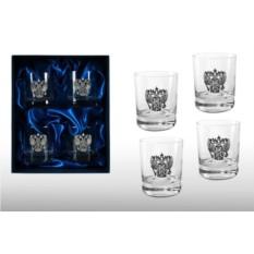 Подарочный набор стаканов для виски Представительский