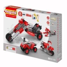 Конструктор Pico builds/inventor Мотоциклы (8 моделей)