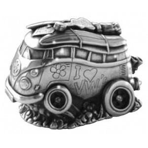 Скульптура-автомобиль VW Crazy Camper
