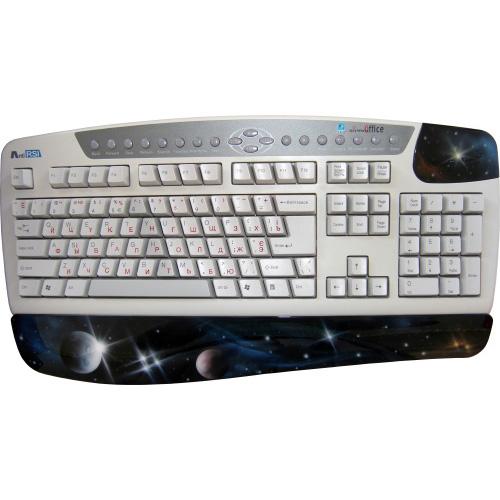 Клавиатура расписная «Звезды»