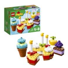 Конструктор Lego Duplo Мой первый праздник