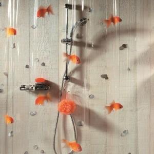Штора для ванной Goldfish