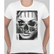 Женская футболка Beauty