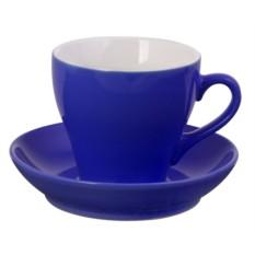 Синяя чайная пара Tulip