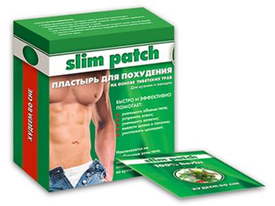Пластырь для похудения