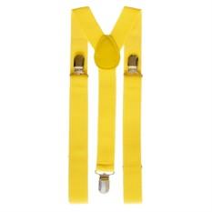 Подтяжки (желтые)