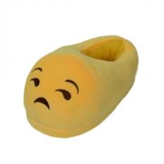 Тапочки Emoji Sad