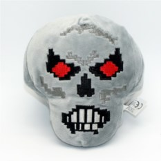 Мягкая игрушка Minecraft Череп