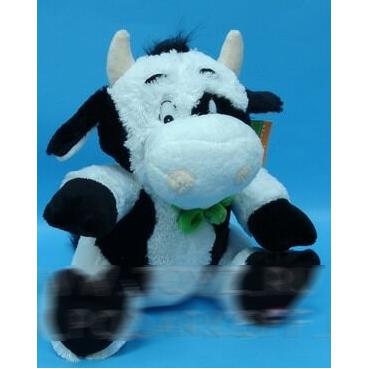 Игрушка «Корова с цветком»