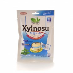 Карамель Xylnosu Milk Mint Candy