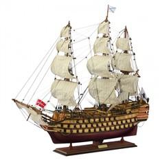 Модель корабля Трех Иерархов T-95