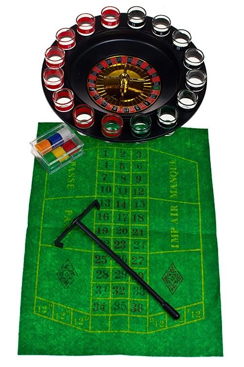 Игра настольная развлек. для взрослых Пьяный Лас-Вегас