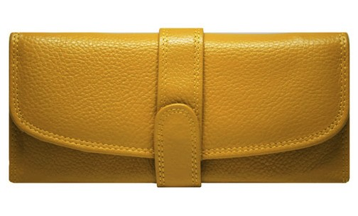 Жёлтый кошелек Belt