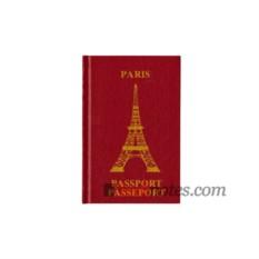 Записная книжка Passport Paris от teNeues
