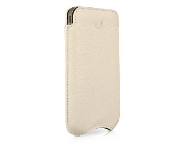 Чехол Beyzacases Slimline Classic для iPhone 5, White