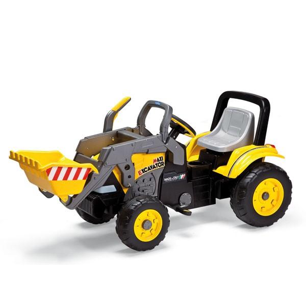 Детский автомобиль Excavator (Peg-Perego)