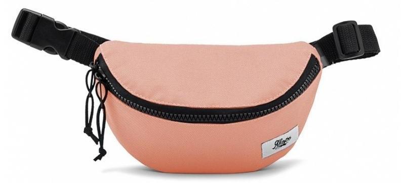 Персиковая поясная сумка Якорь. Барка