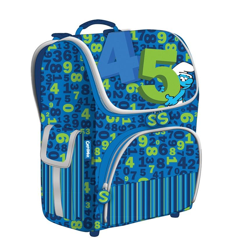 Ортопедический рюкзак Disney Учись на пять!