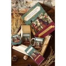 Набор сладостей с вашим текстом Семейный праздник